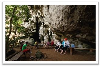 Preparing_the_enter_the_limestone_caves